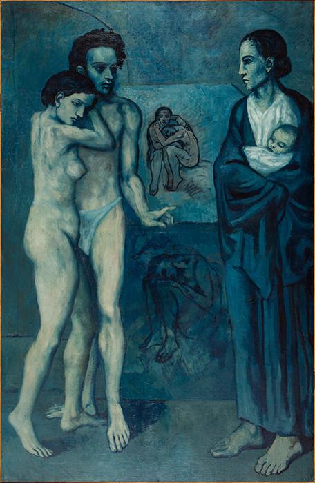 La Vie (The Life), 1903