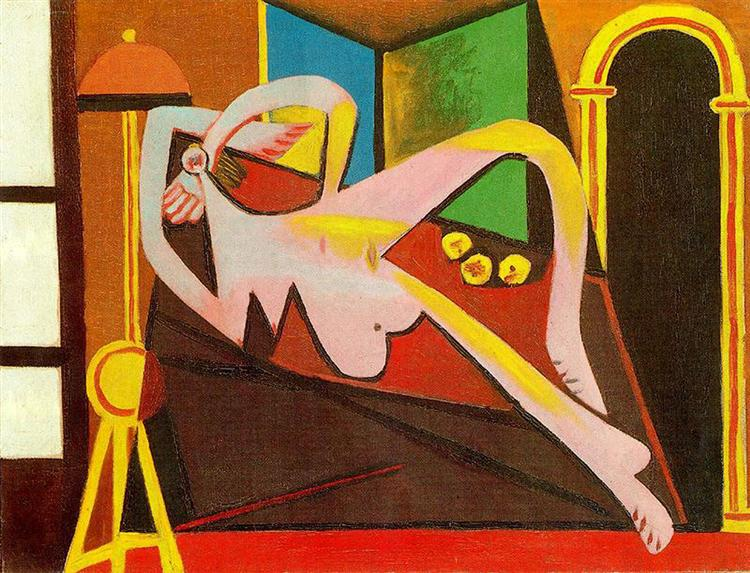 Reclining Woman, 1929