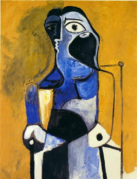Seated Woman, 1960