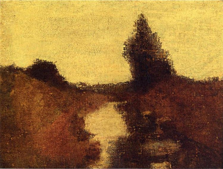 Landscape, c 1900