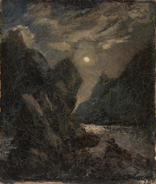 Lorelei, c 1905