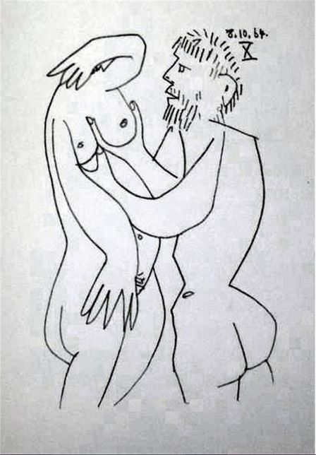 Erotic Couple, 1964