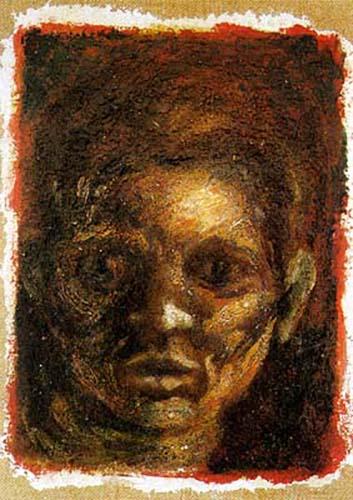 Self Portrait, c 1931 - 1935