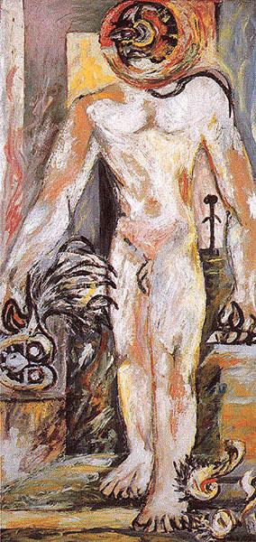 Naked Man, 1938