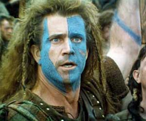 Freedom!!! To use inferior Woad  pigment!!!