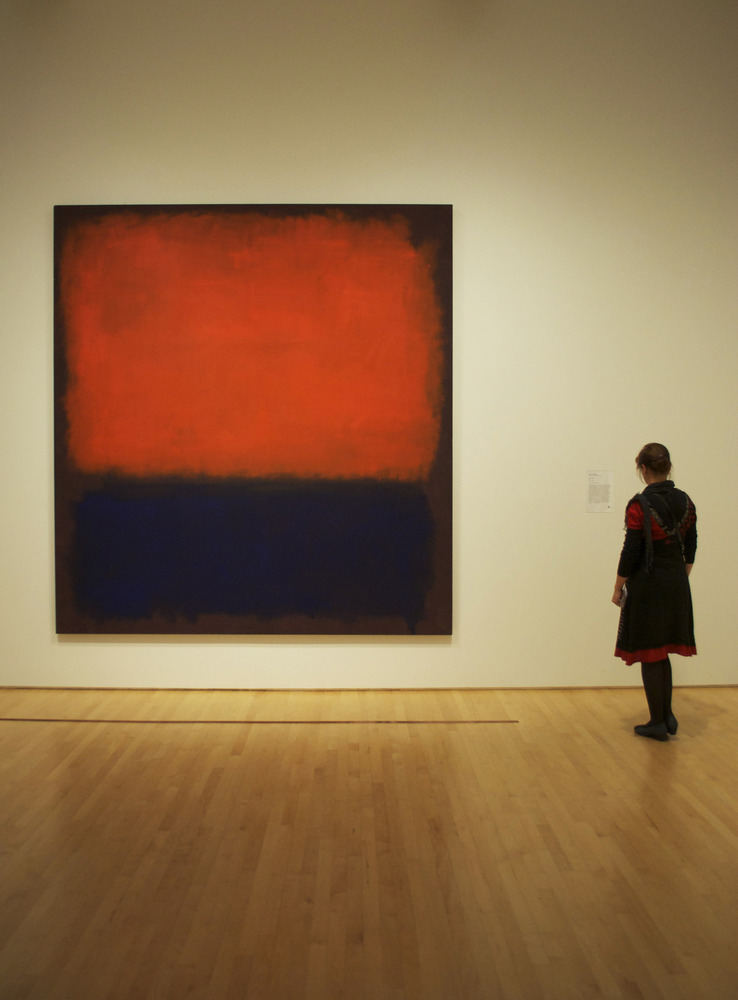 Unknown Mark Rothko
