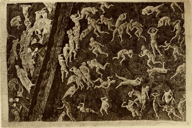 Illustration for Dante's Inferno