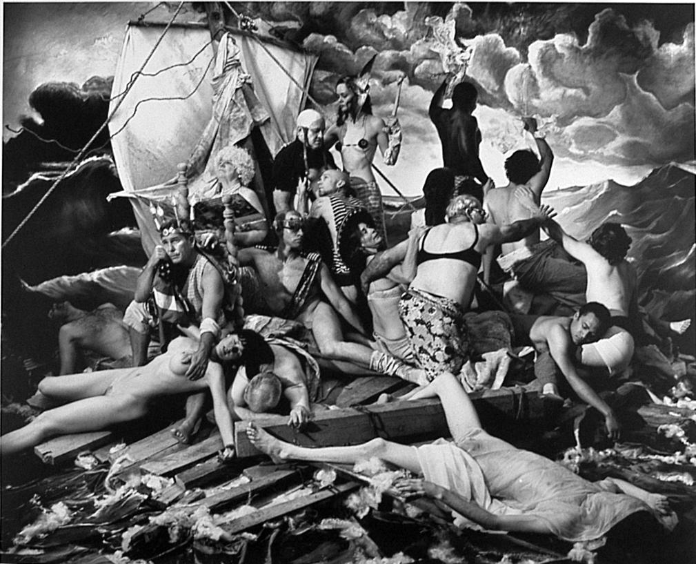 Balsa de Locos (Raft of G.W. Bush), 2006