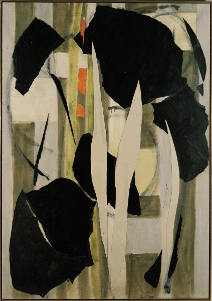 Milkweed, 1955