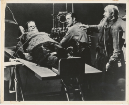 Son of Frankenstein , 1939.