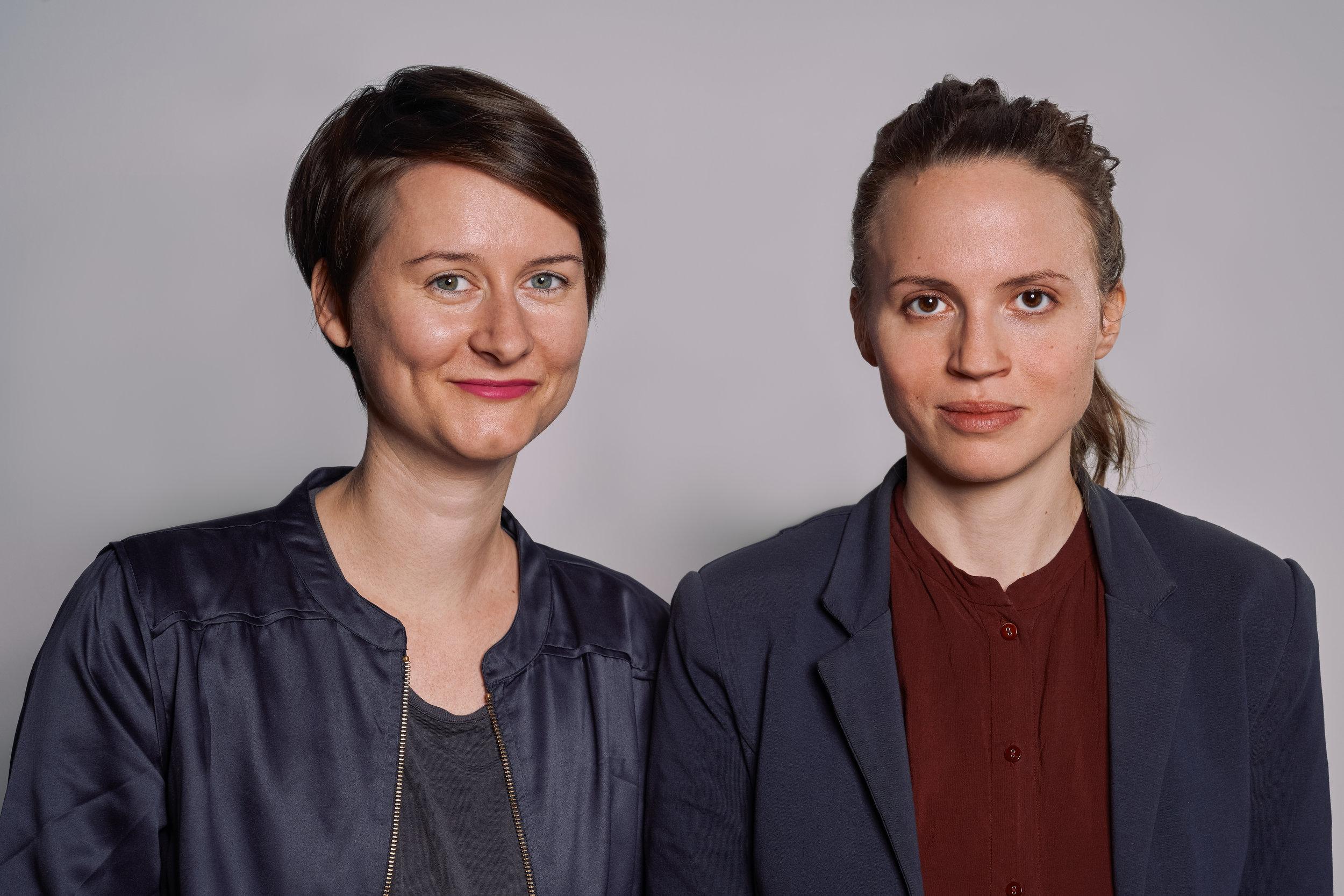 Lea und Friederike
