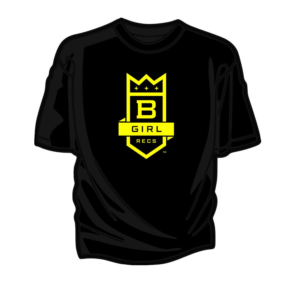 BGR   Logo Tee       (S/M/L/XL)