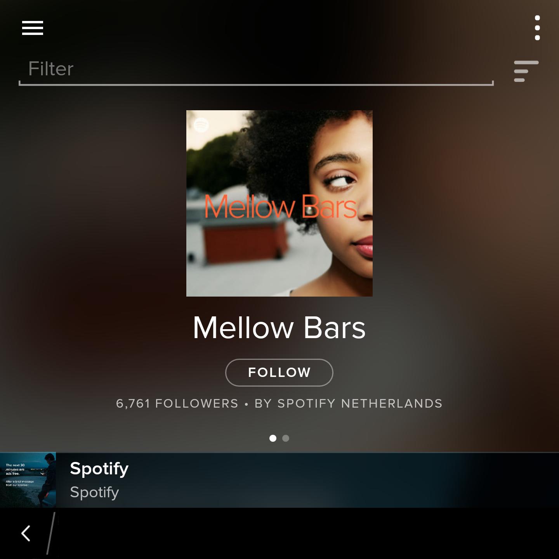 Spotify Blackberry passport review