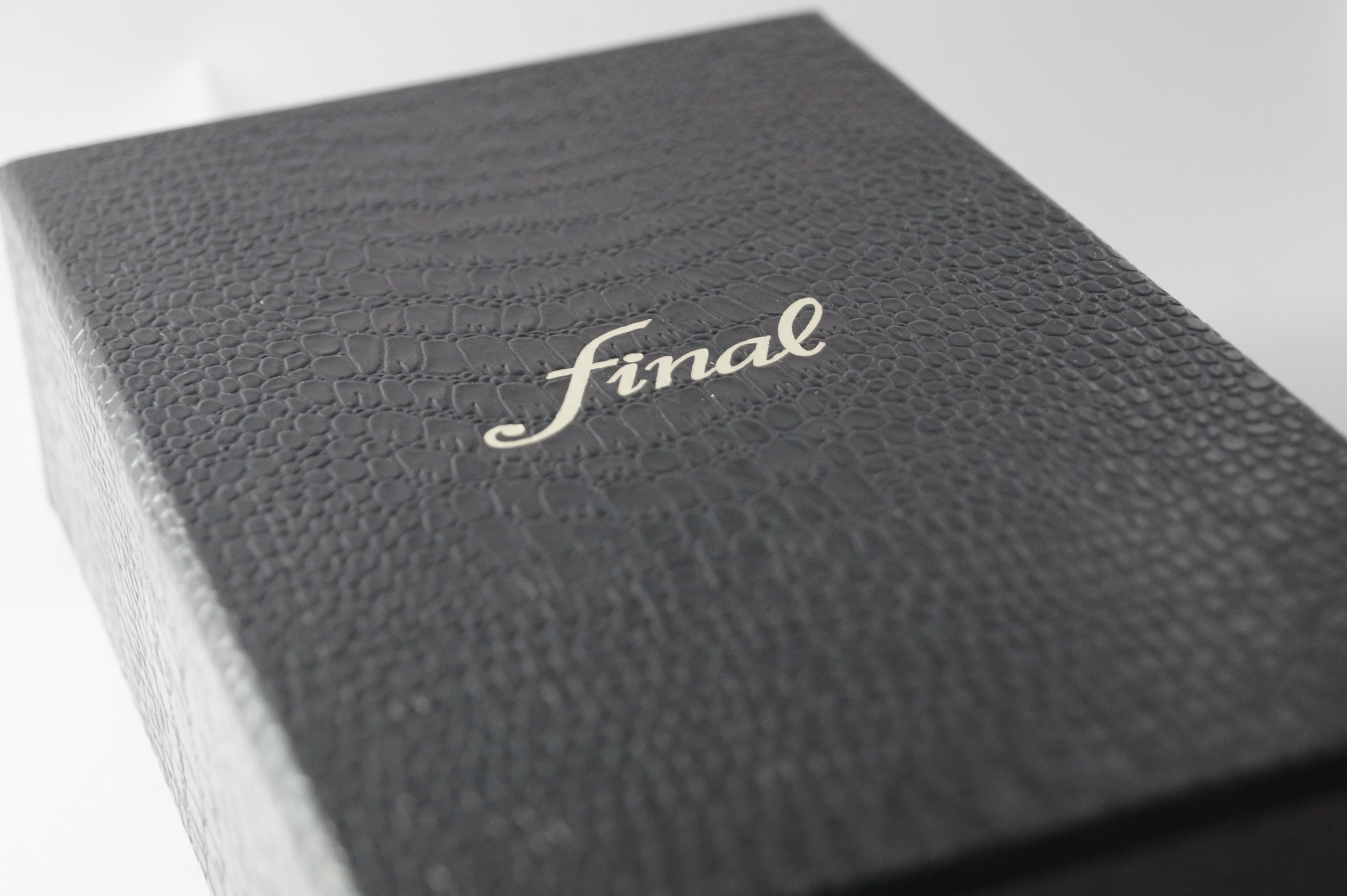 Final Audio Design FI-BA-SS review