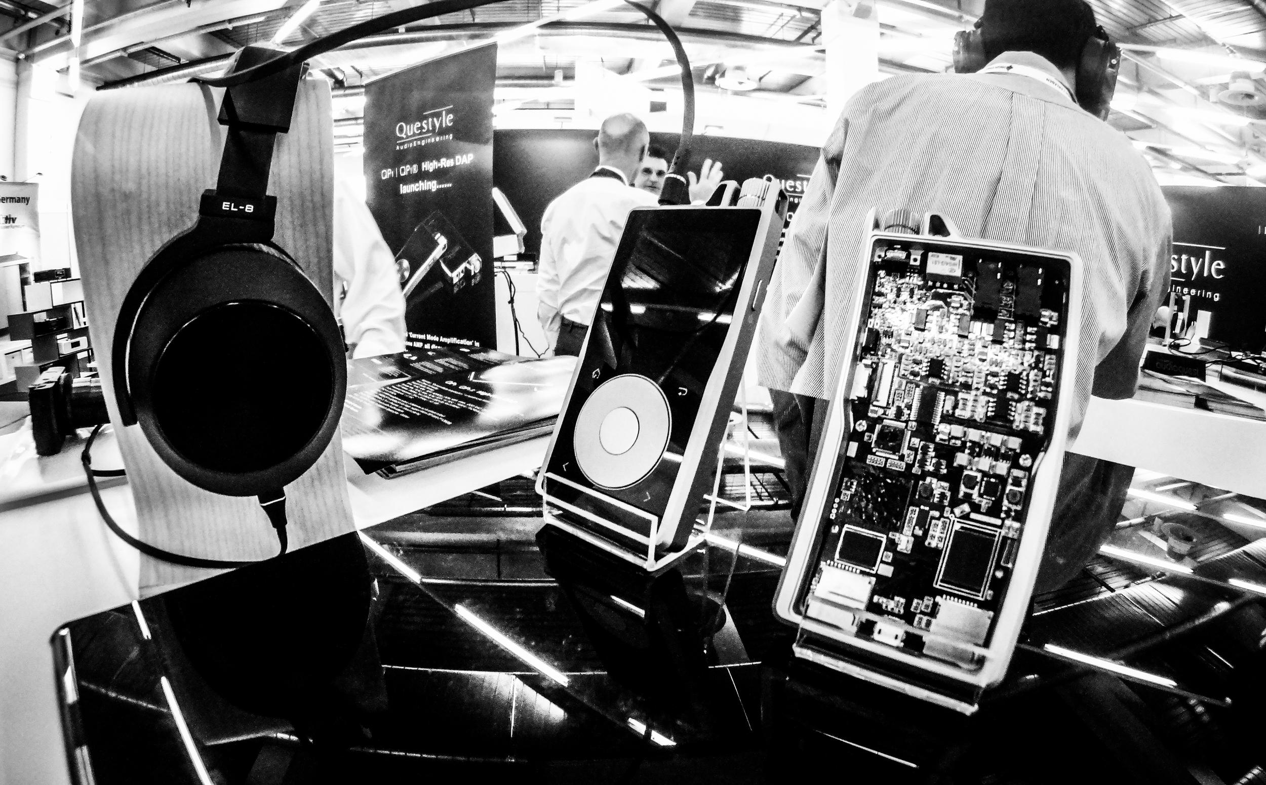 Questyle Audio QP1 Audiophile DAP