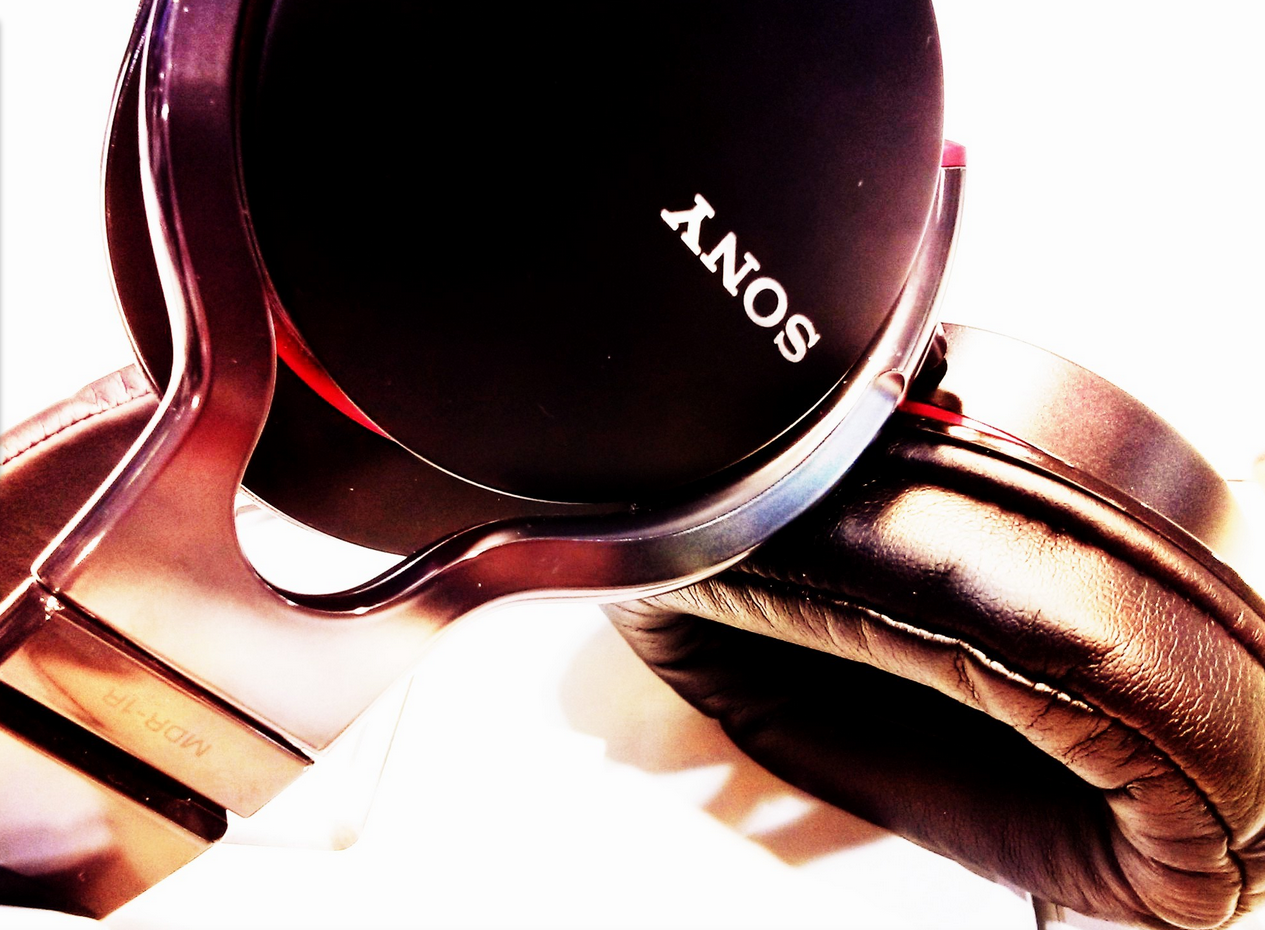 The sony MDR10r are sonys step into the world of portable audiophile headphones, w like them a lot.