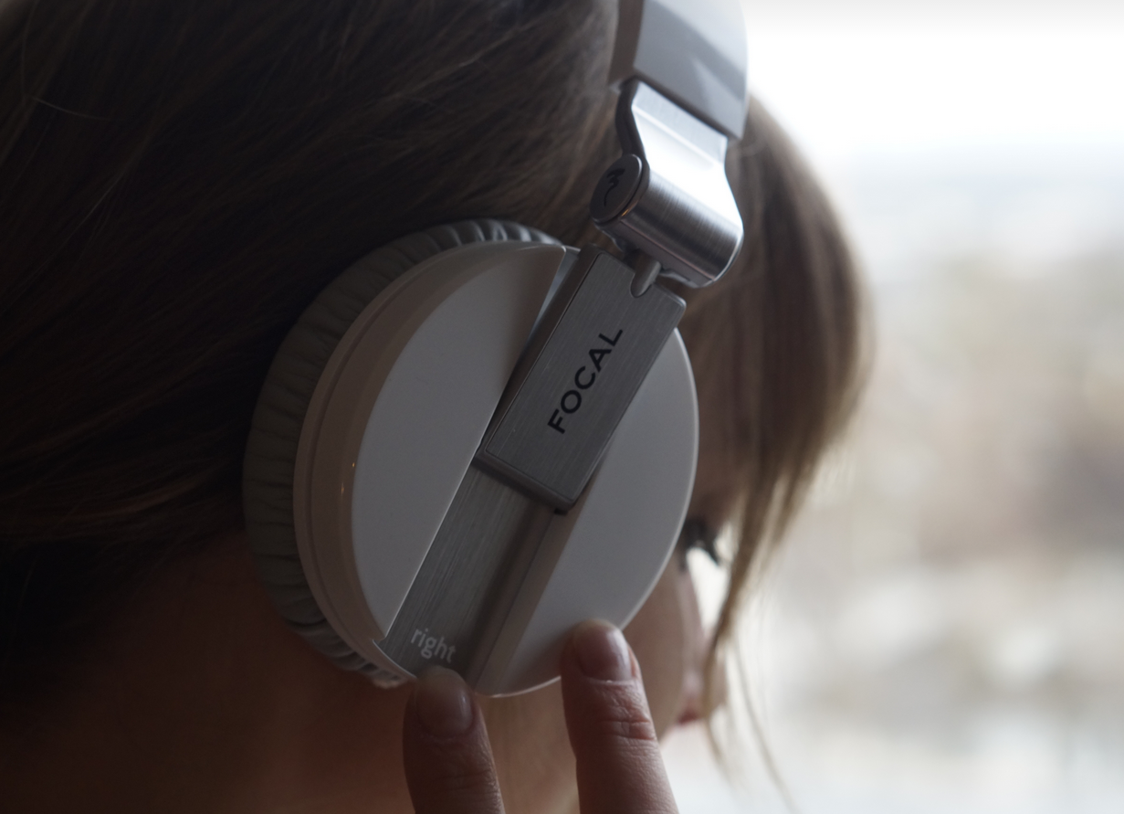 The Focal Spirit One are one of the best sounding portable headphones on the market. Good looks and stunning sound quality are a bonus.