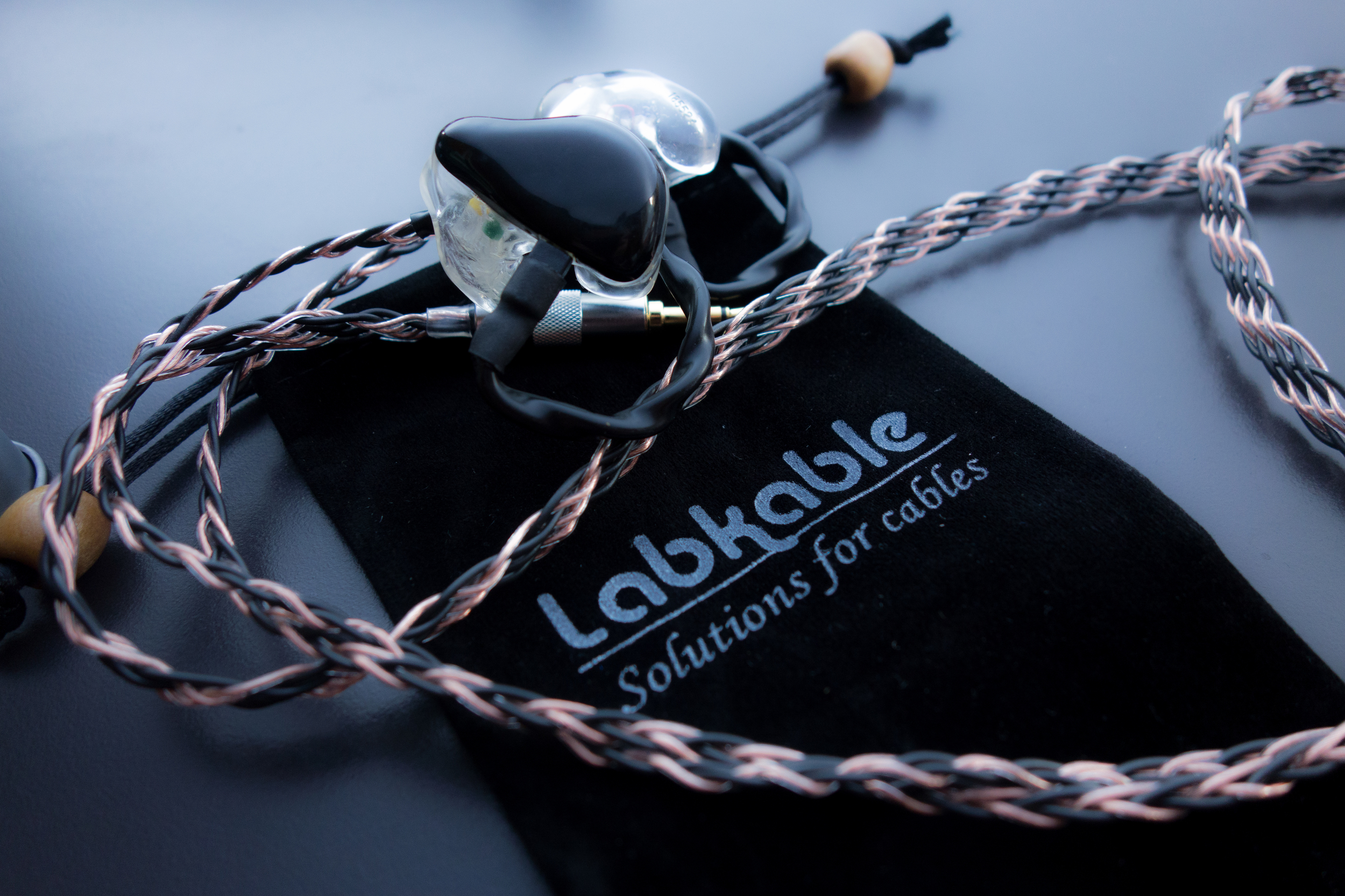 Labkable braided custom takumi cable review