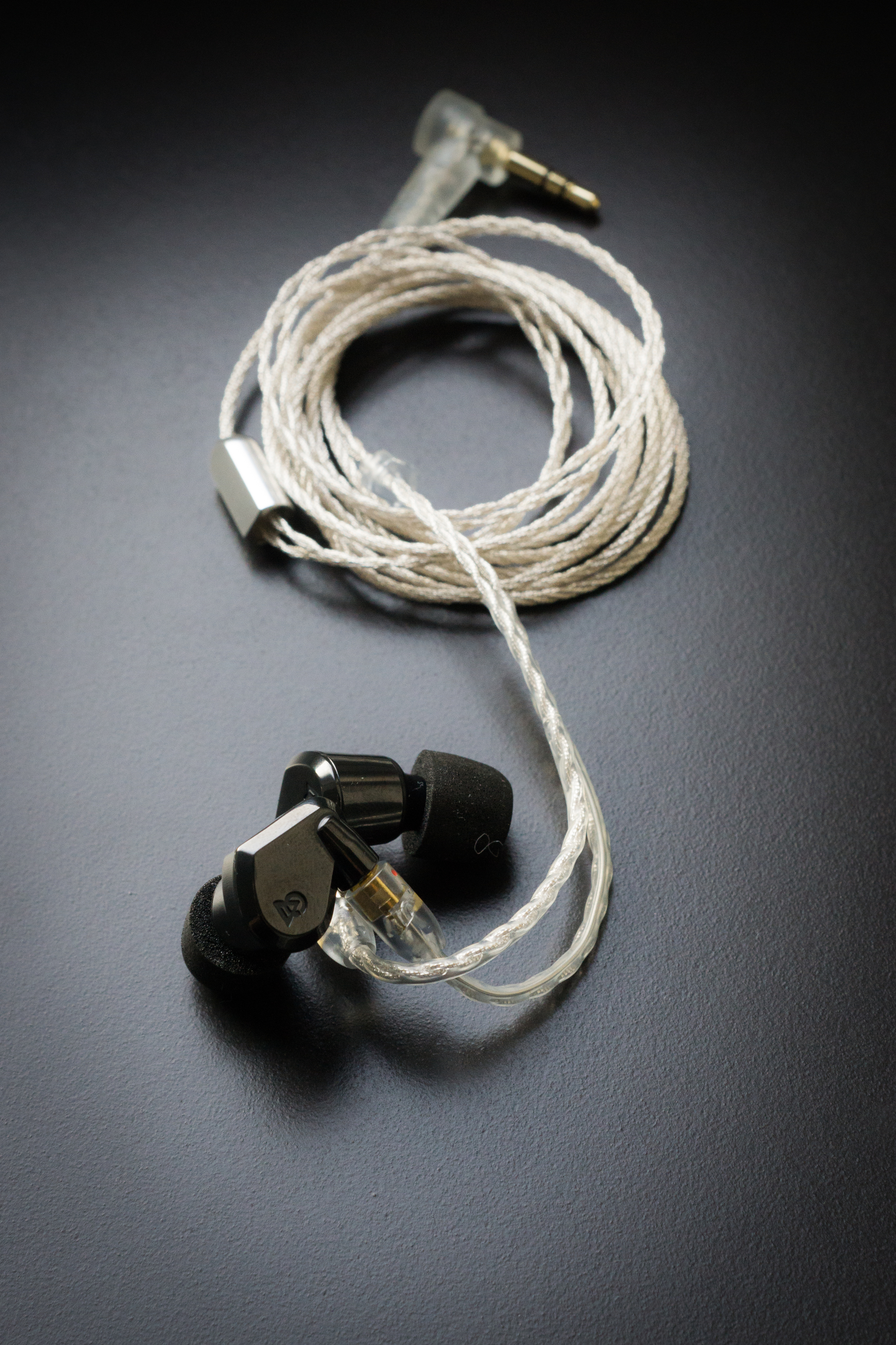 The Campfire Audio Lyra are one of the best earphones on the market today and they look real good too.