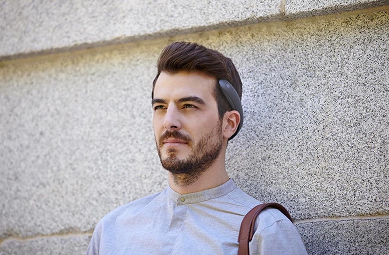 Batband Headphones - A new bone conduction headphone.