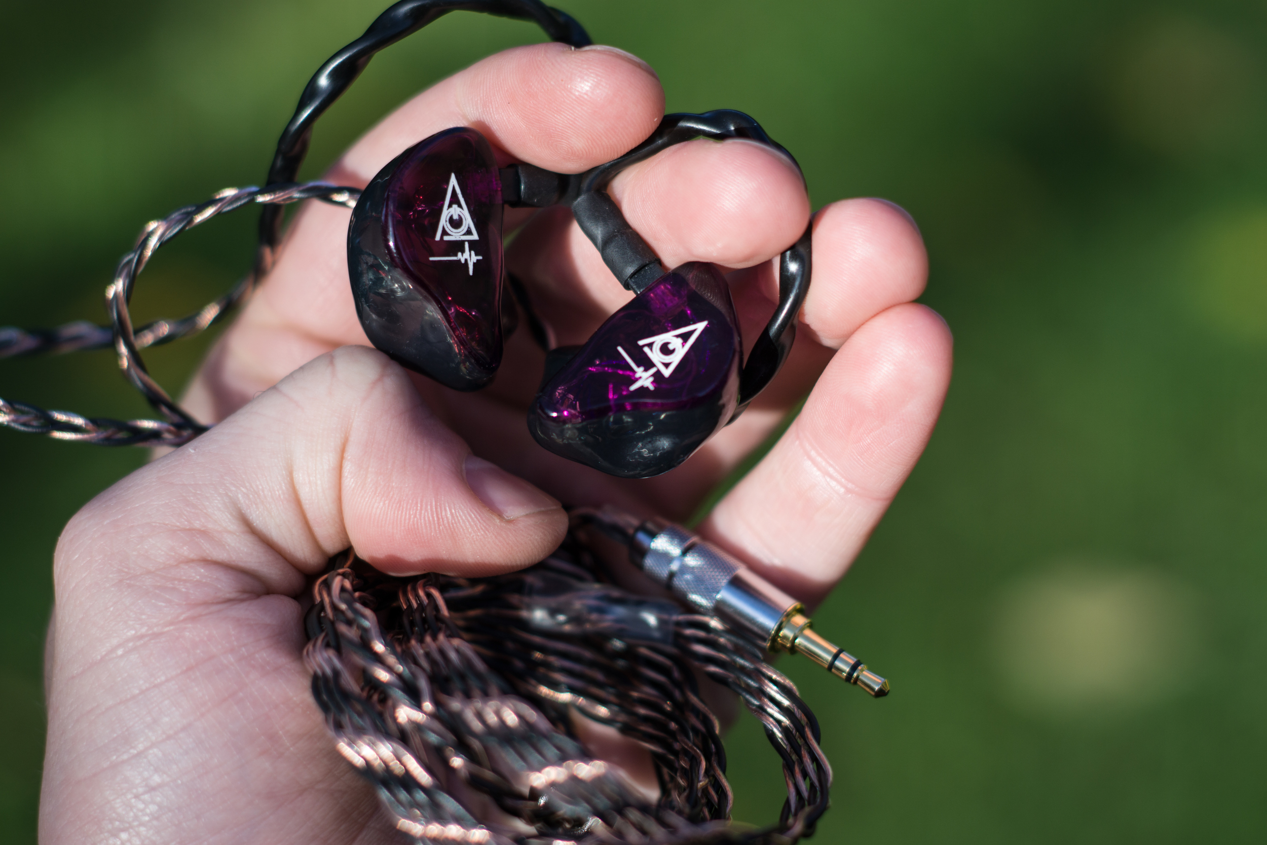 One of the best looking CIEM's I have the Ei.3 is well built and sounds great.