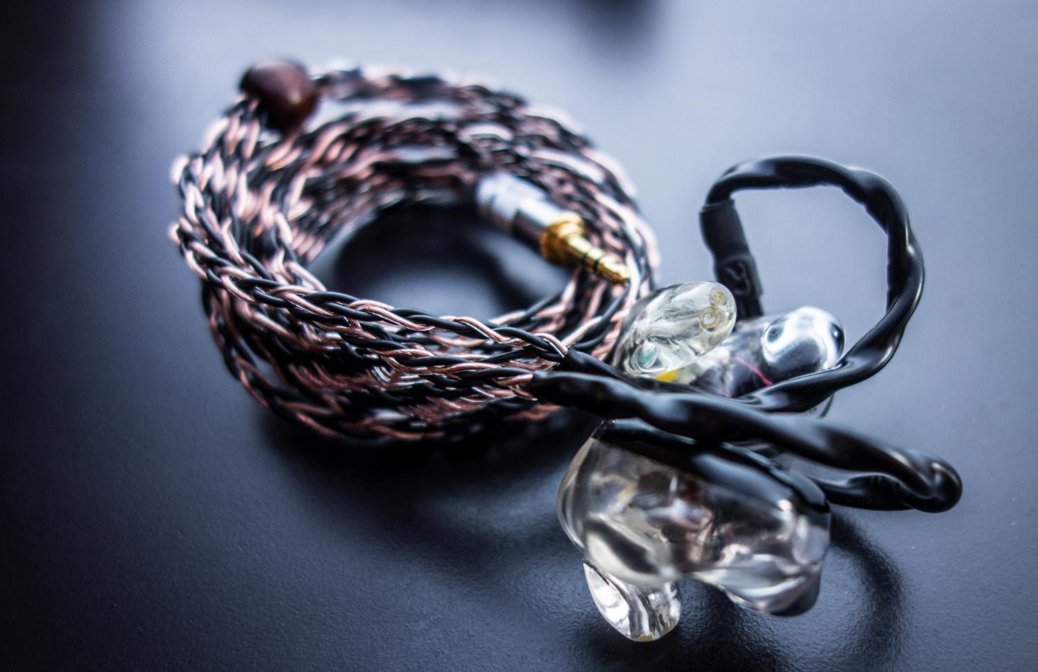 Custom in ear monitors CIEM