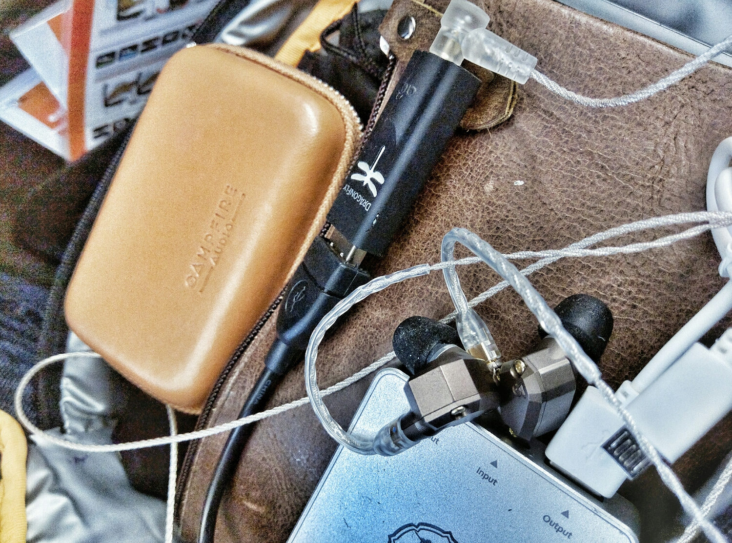 Traveling with the Campfire Audio Jupiter