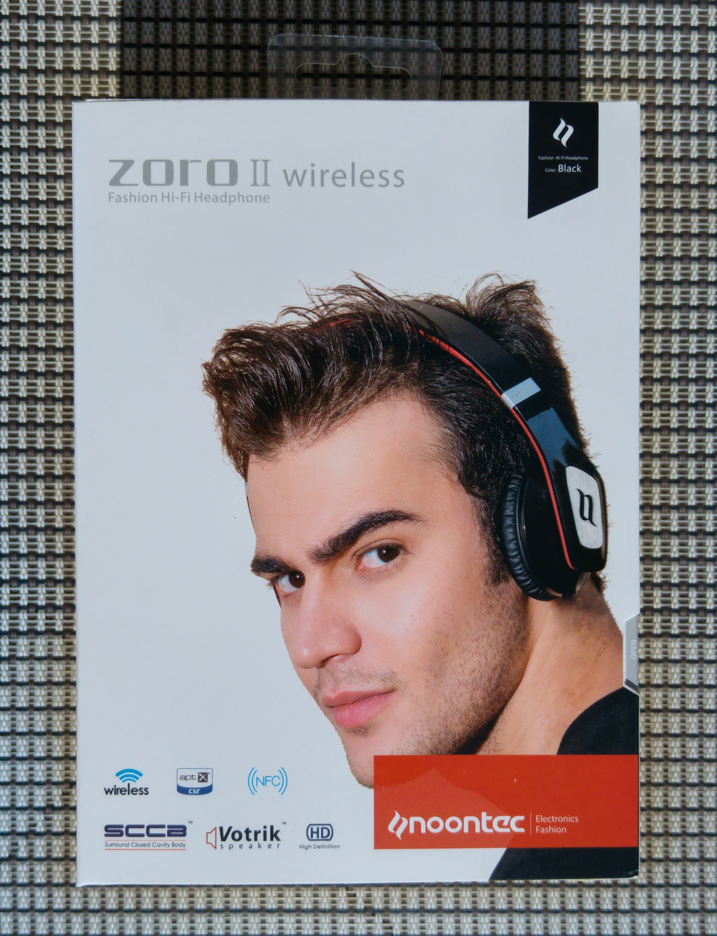Noontec Zoro ii wireless 5