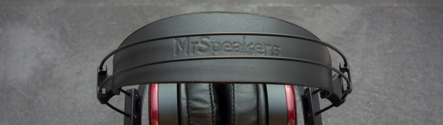 Custom Mrs Speakers headphone band.