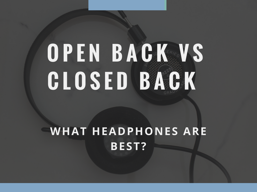 AUDIOPHILE ON TAKES A LOOK AT WHAT IS BEST IN THIS OPEN BACK HEADPHONE VS CLOSED BACK HEADPHONE SHOWDOWN.