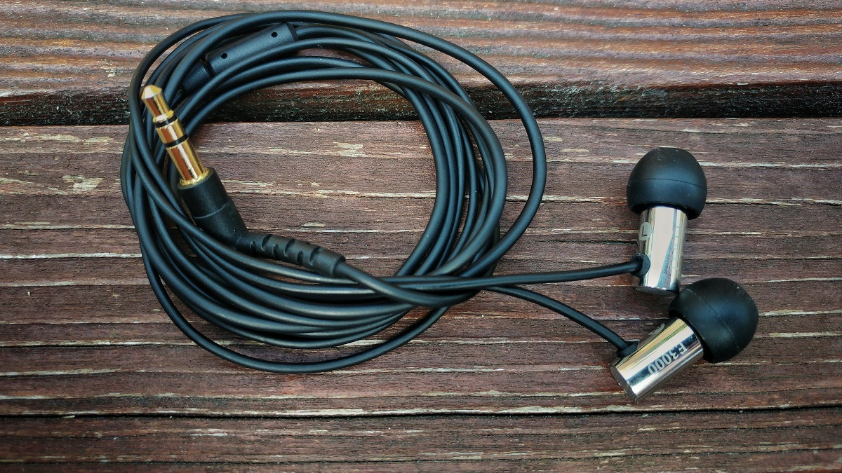 The FInal Audio Design E3000 is one of the best sounding earbuds on the market priced around the $50 mark.