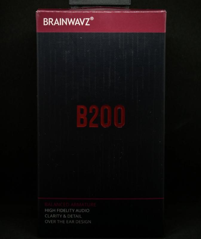 Brainwavz B200 box