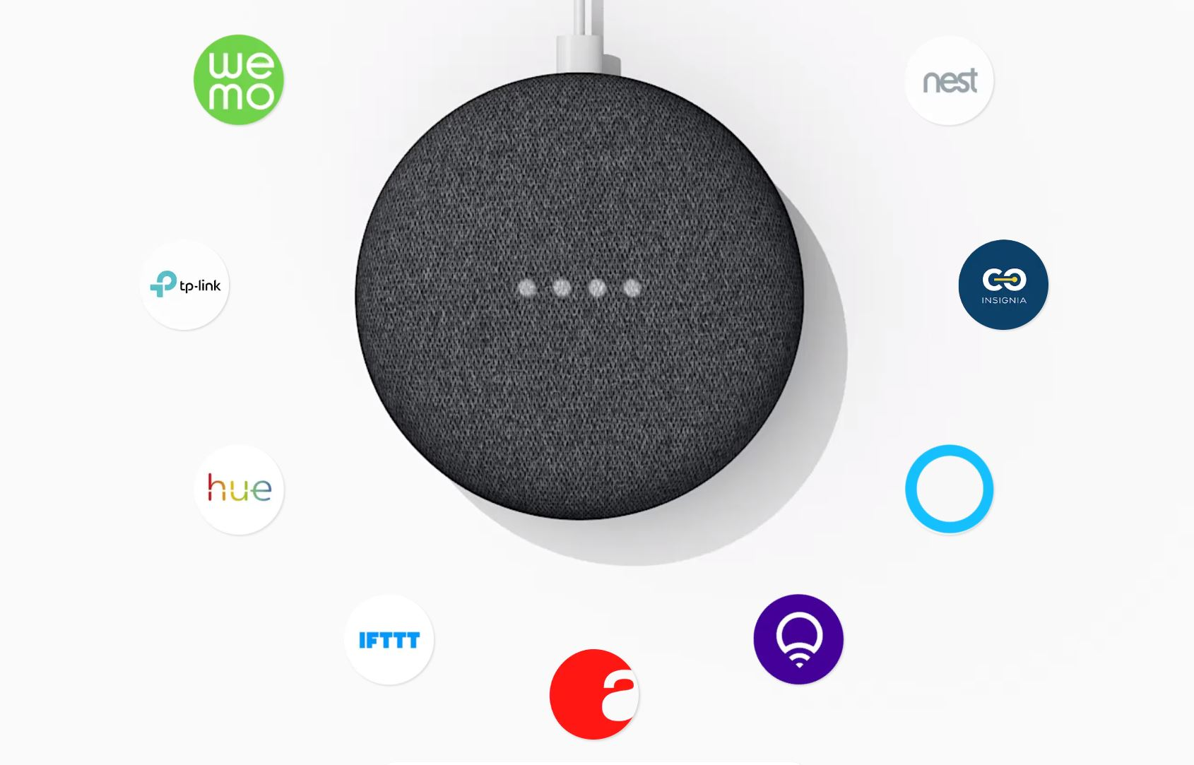 Best smart speakers 2018 - Google Home Mini