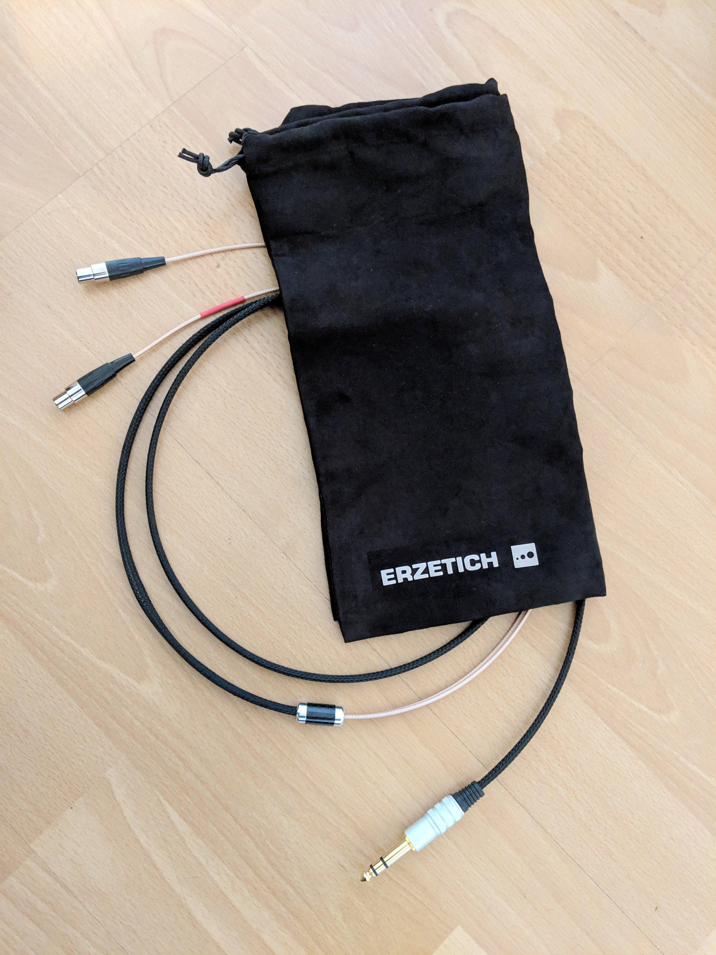 Erzetich Mania headphone review