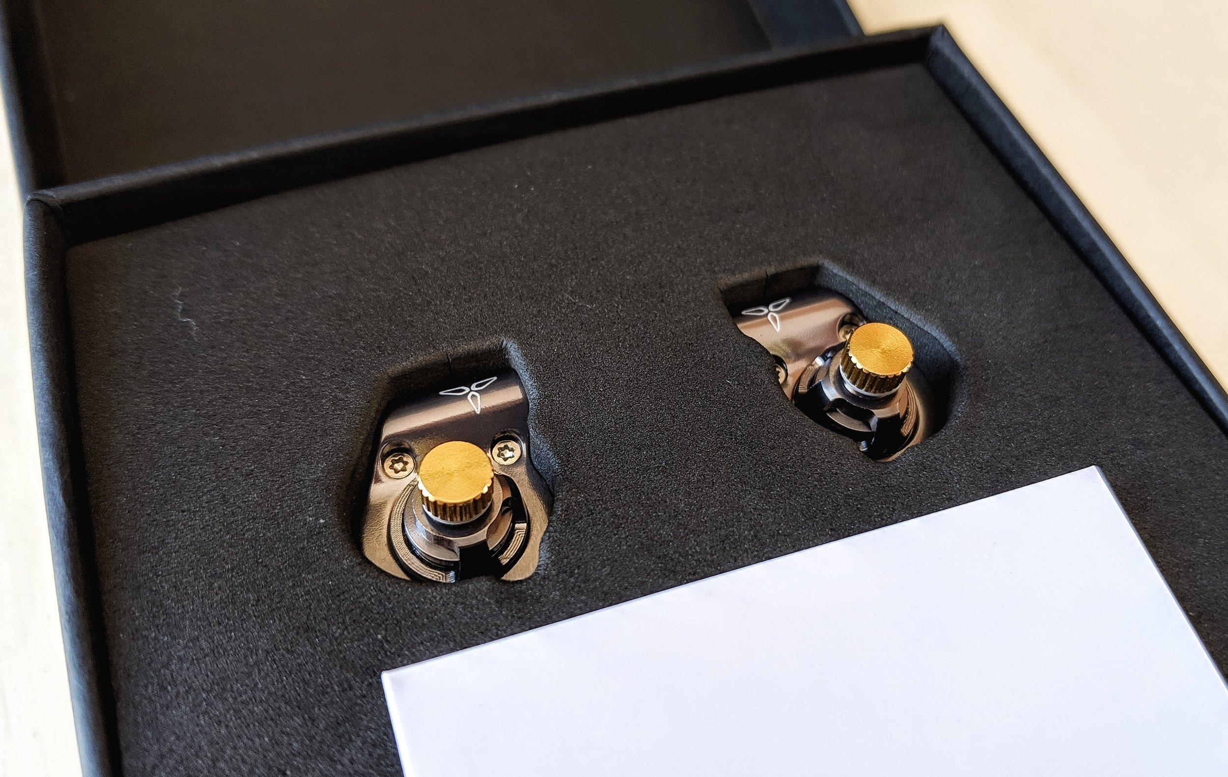 IMR R1 Zenith Earphones - Review of the new design from IMR acoustics.