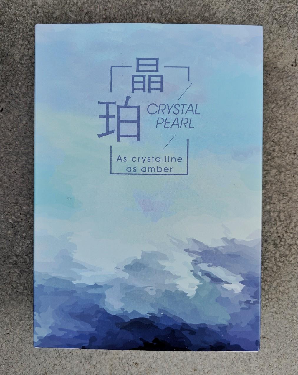 Fearless Audio Crystal Pearl box