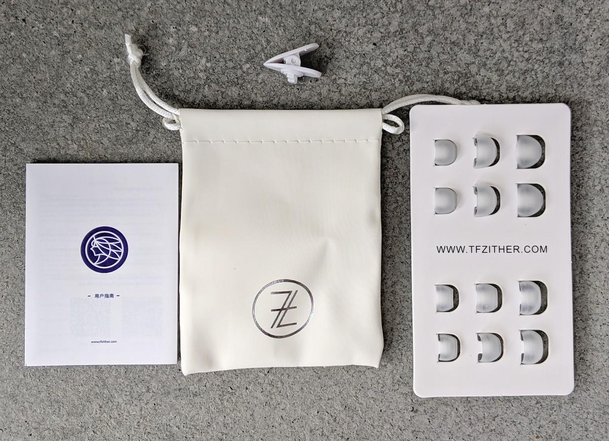 TFZ No3 accessories