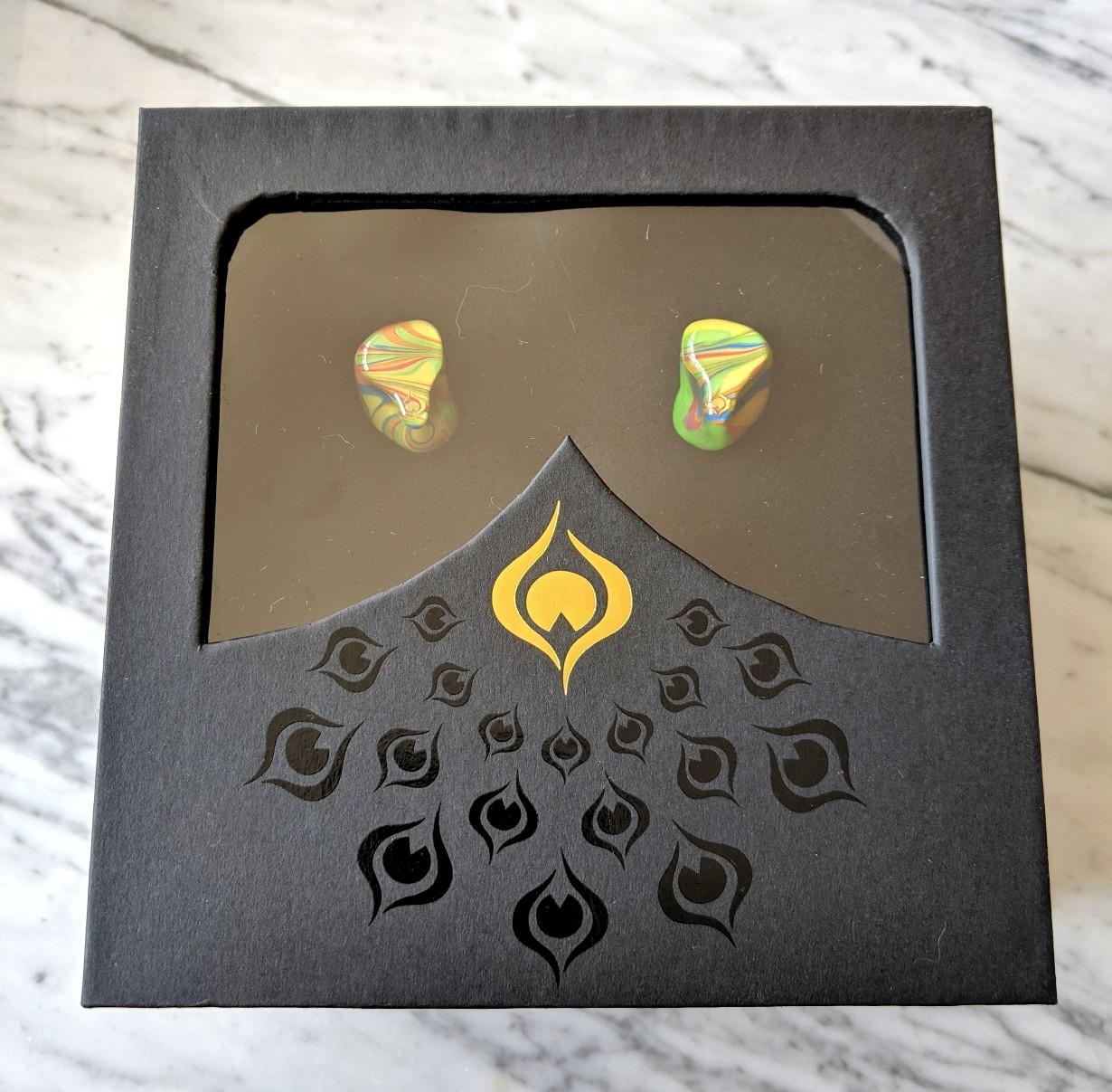 Peacock Audio P1 box
