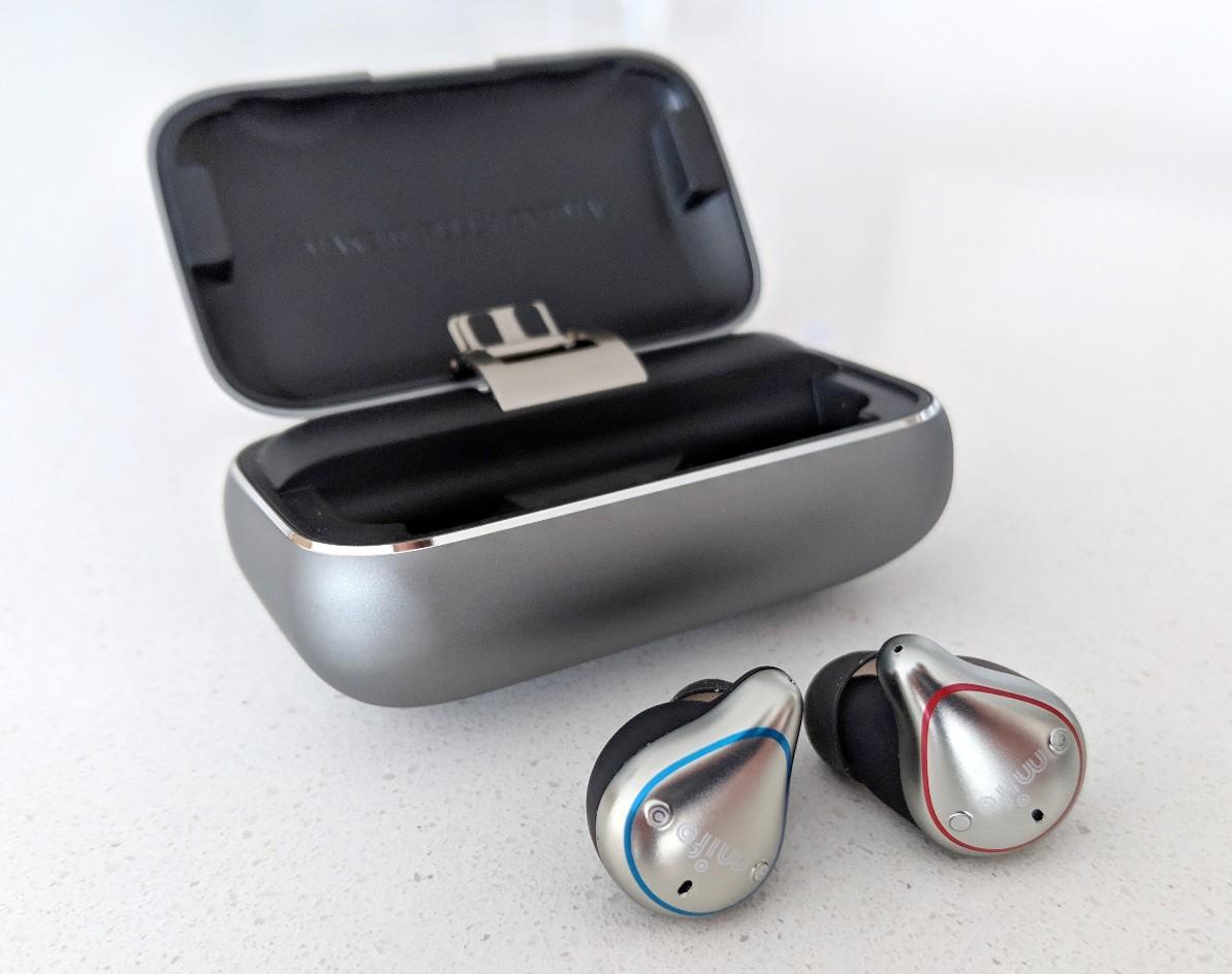 Descripción Auriculares Mifo O5 True Wireless