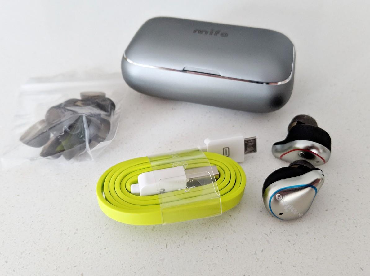 Mifo o5 accessories