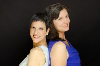 Norine (left)and Jessica (right)