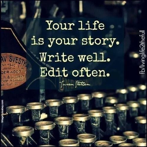Write Well, Edit Often