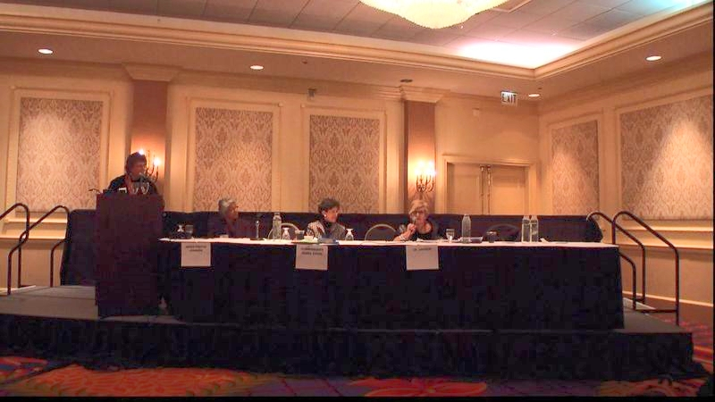 CAA and WCA panel Water a Universal Human Right