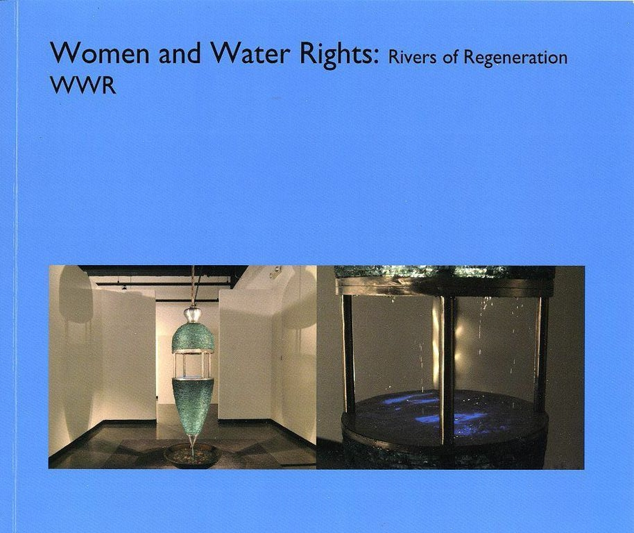 Addressing the precarious state of the water supply and the need for women's water issues.