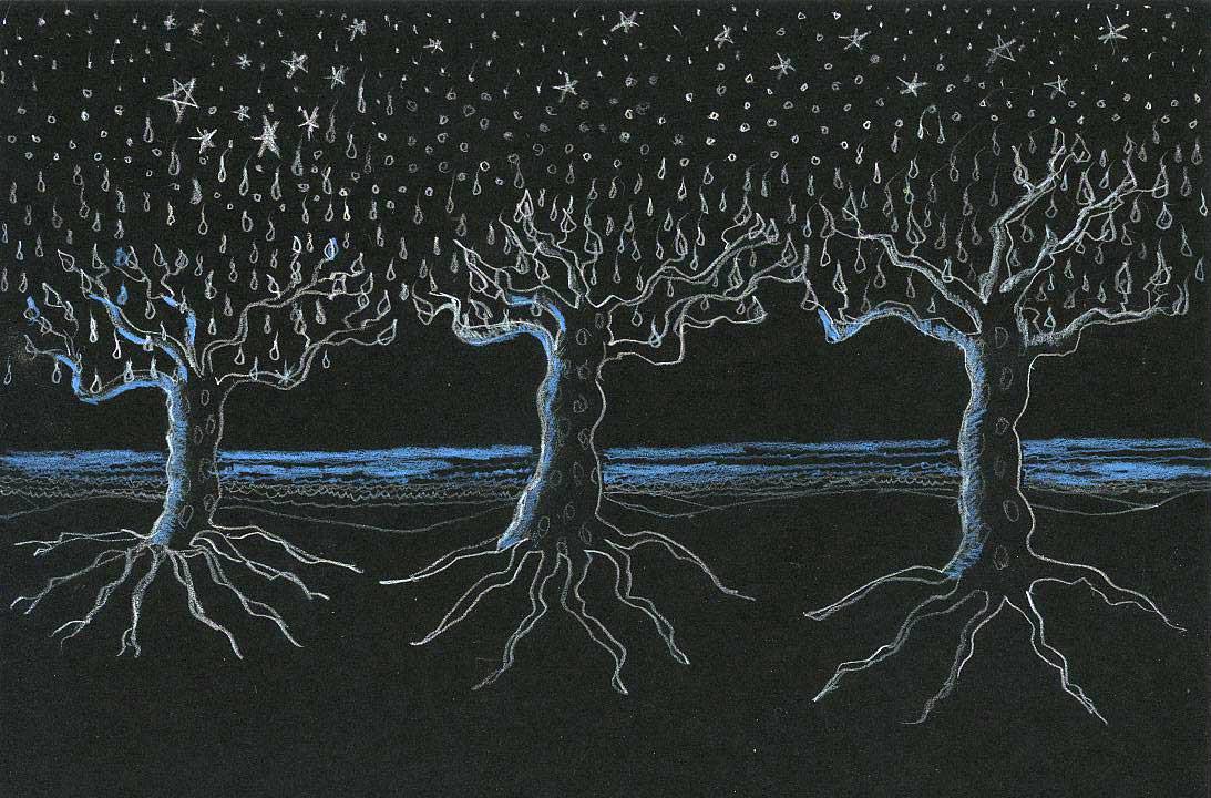 Three Star Trees
