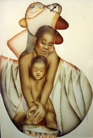 , Mother Teacher and Child