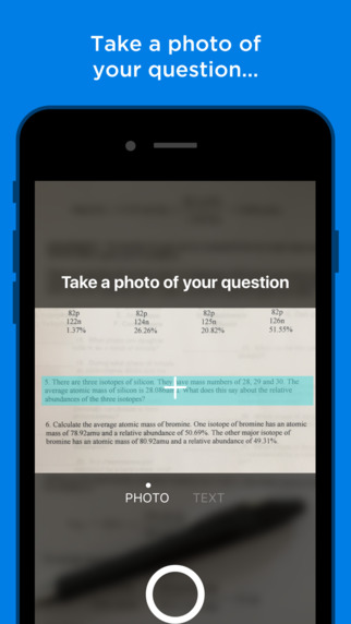 Socratic.org / Socratic Math & Homework Helper App