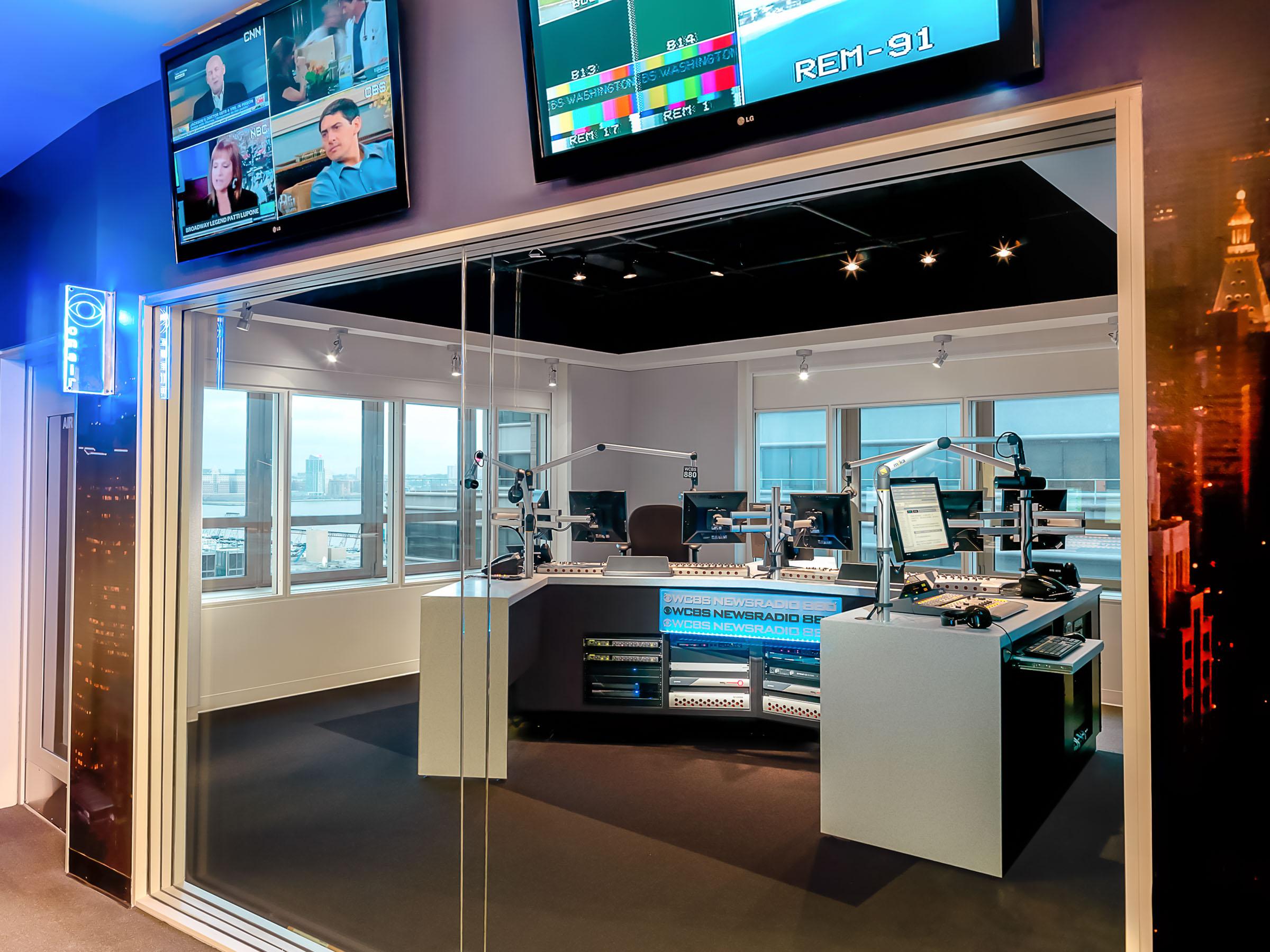 WCBS Newsroom