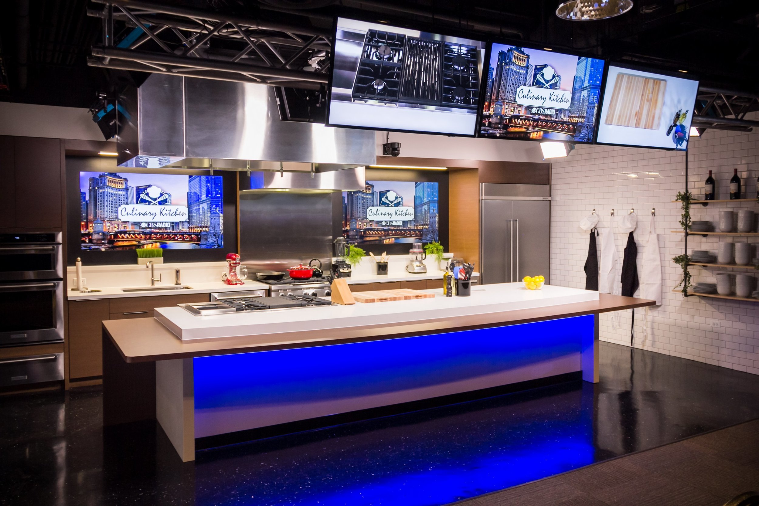 CBS Culinary Kitchen Studio