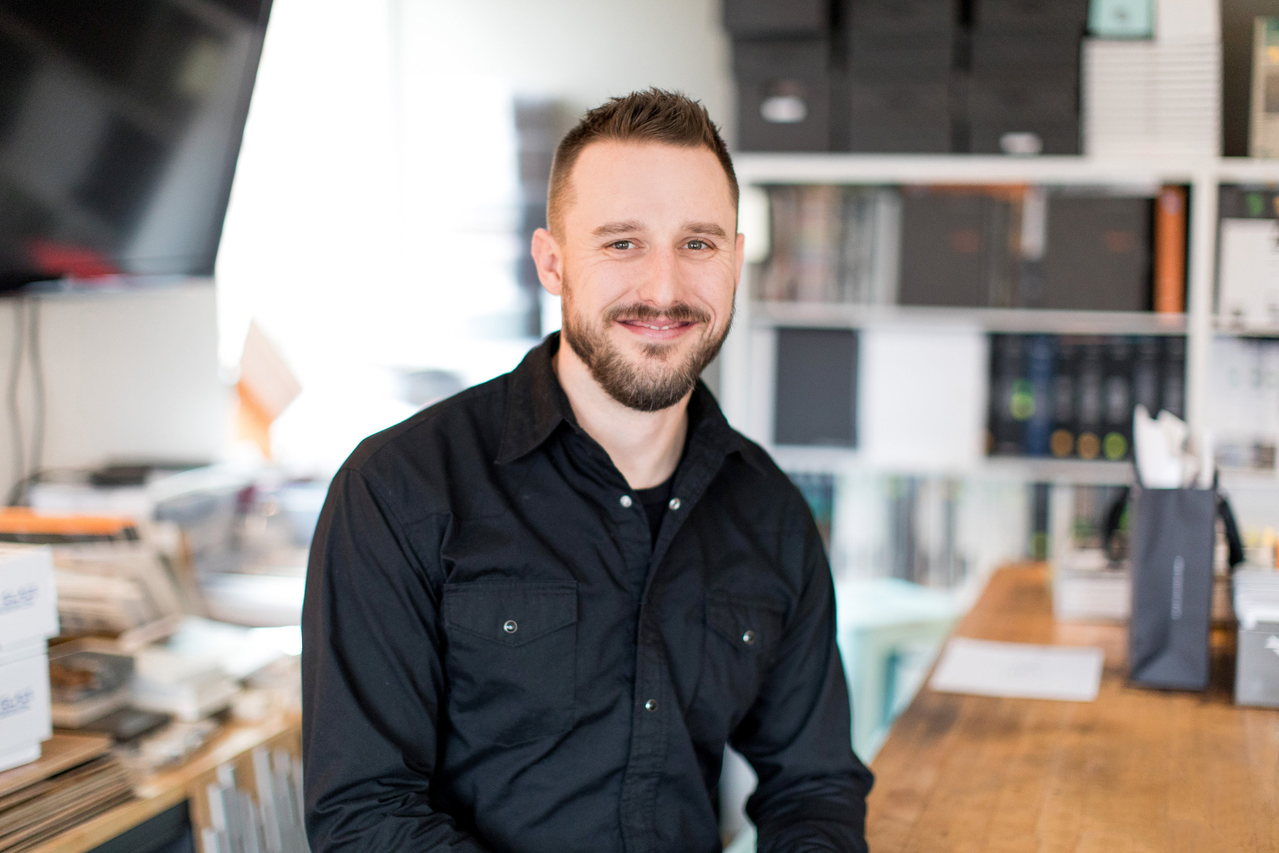 GABE McKEE / DESIGN PRINCIPAL - Bachelor of Architecture, Kansas State University